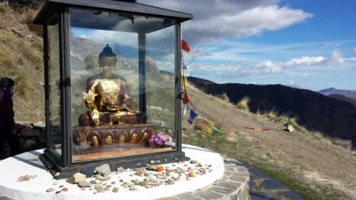 Dios tibetano de la medicina @3viajes