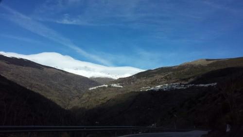Valle de Poqueira en la Alpujarra de Granada @3viajes
