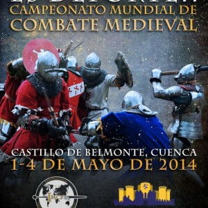 Campeonato Mundial de Combate Medieval en Belmonte