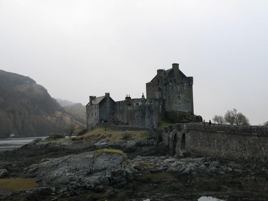 El castillo de los Inmortales