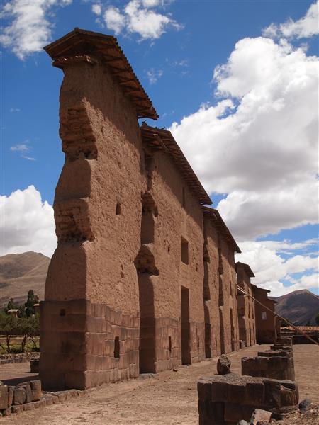 Visitamos el templo inca de Raqch´i