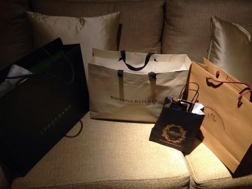 Tarde de shopping por Londres @3viajes