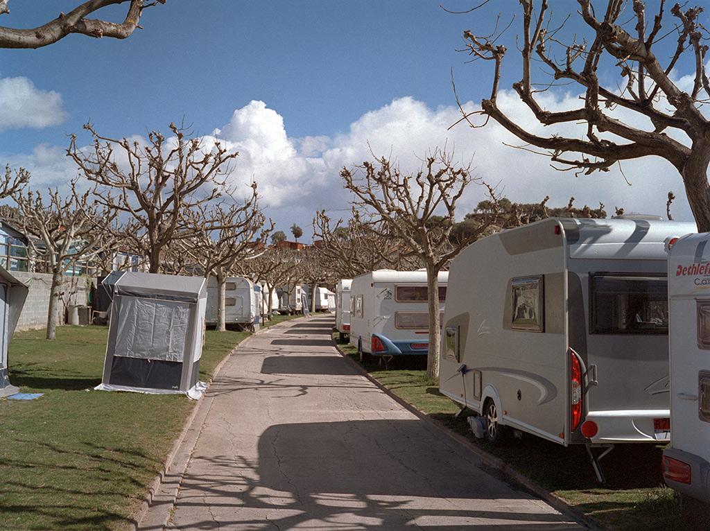 Días de mobil-home en el camping Berga Resort
