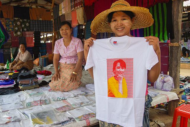 Myanmar a mi aire, Myanmar mágico