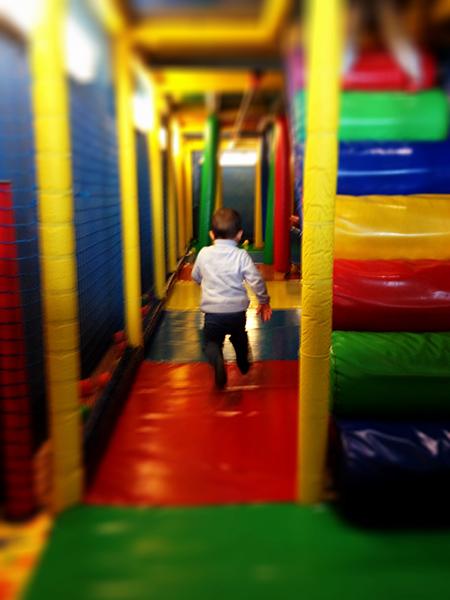 Juegos infantiles Berga Resort