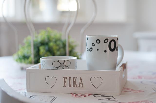 Fika, hora del café y las pastas en Suecia