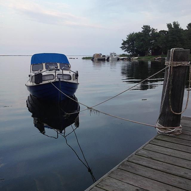Tranquilidad a orillas del Báltico, Småland