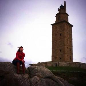 Volver a tus raíces, la magia de todo viaje (Torre de Hércules, La Coruña)
