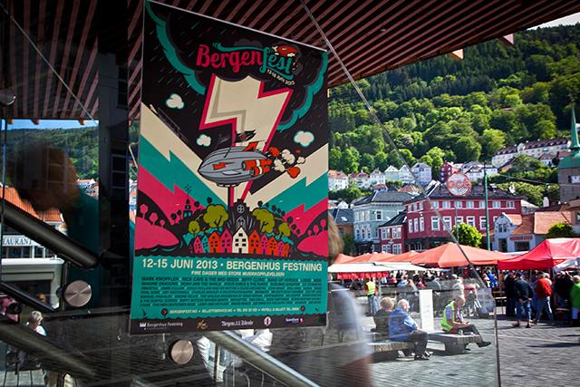 Cartel del Bergenfest