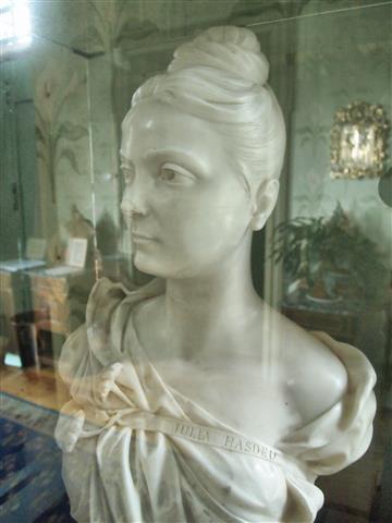 Escultura de Julia Hasdeu