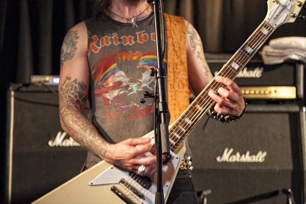 El Metal es una de las especialidades musicales de Noruega