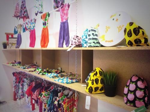LACAOTIQUE, tienda de ropa de bebés con diseño nórdico @3viajes