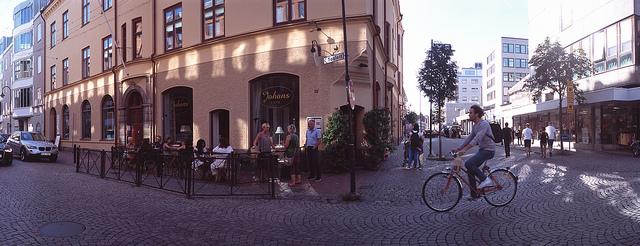 Johan's Café, de fika en Jönköping