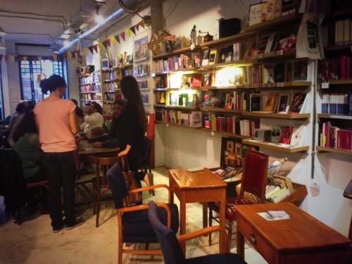 Ubik Café en Ruzafa @3viajes