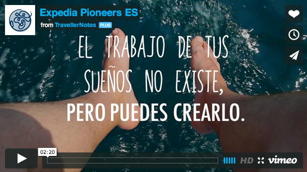 Expedia Pioneers, viaja por España durante un año y comparte tu experiencia