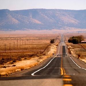 La Ruta 66. Por Chuck Cocker