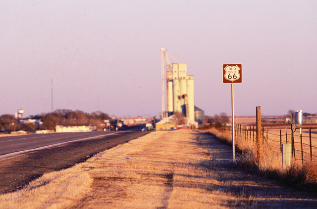 Ruta 66. Por Charles Henry