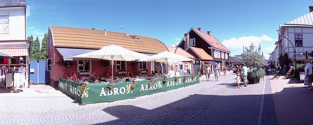 Centro de Borgholm