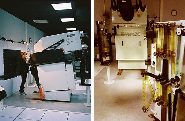 Futuroscope dispone de 6 salas IMAX