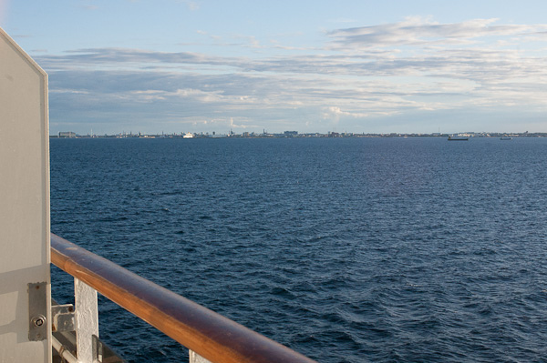 crucero paisajes