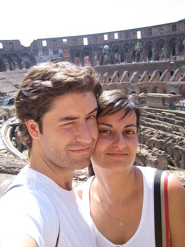 Roma selfie