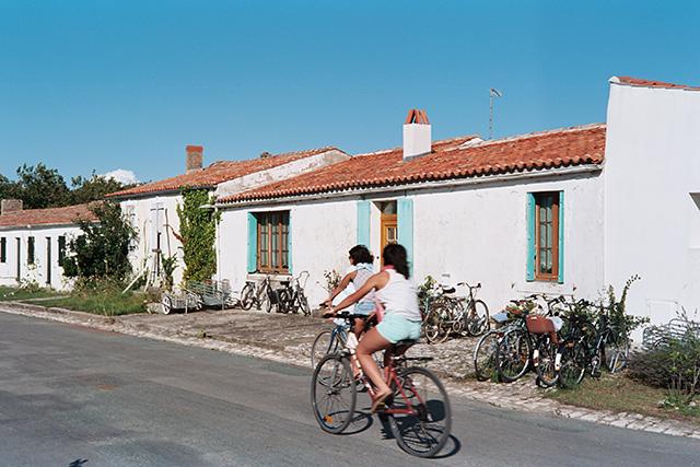 Isla de Aix, oeste de Francia