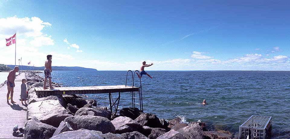Playas del sur de Suecia