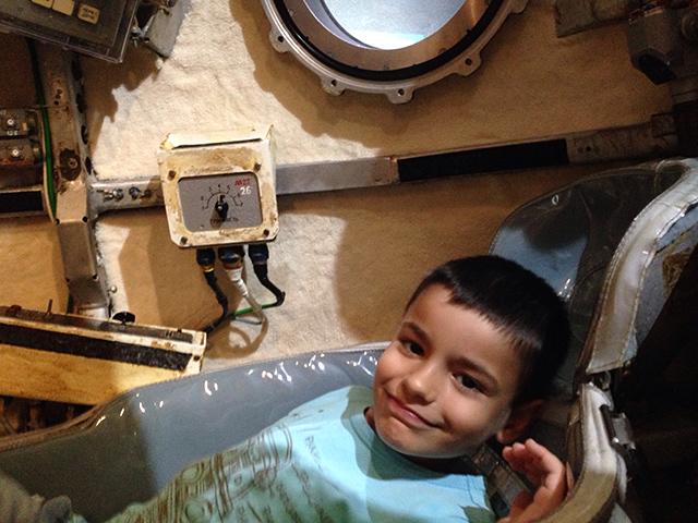 La gran experiencia de ponerse a los mandos de una Soyuz