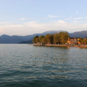 Paseando por el Lago Iseo