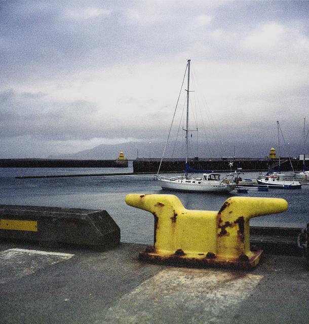 Puerto de Reykjavik
