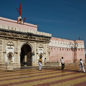 Karni Mata, el templo de las 20.000 ratas