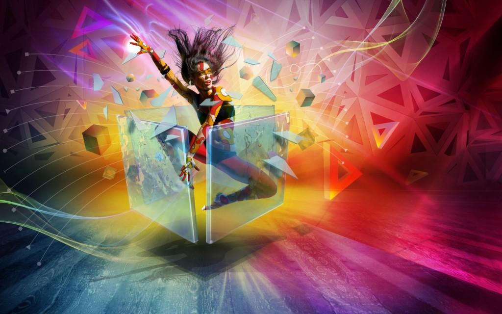 futuroscope misterios del kube