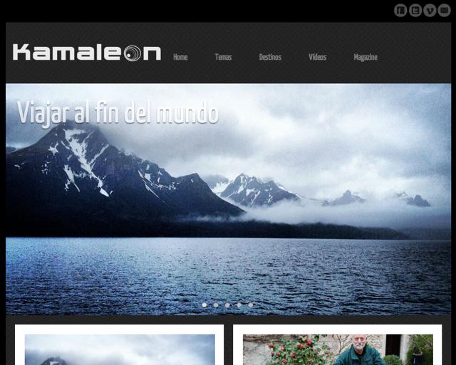 Kamaleon Travel, web de viajes y otros viajes