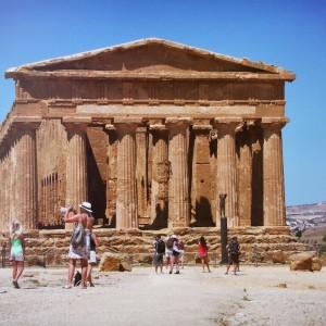 Ruta en coche por Sicilia