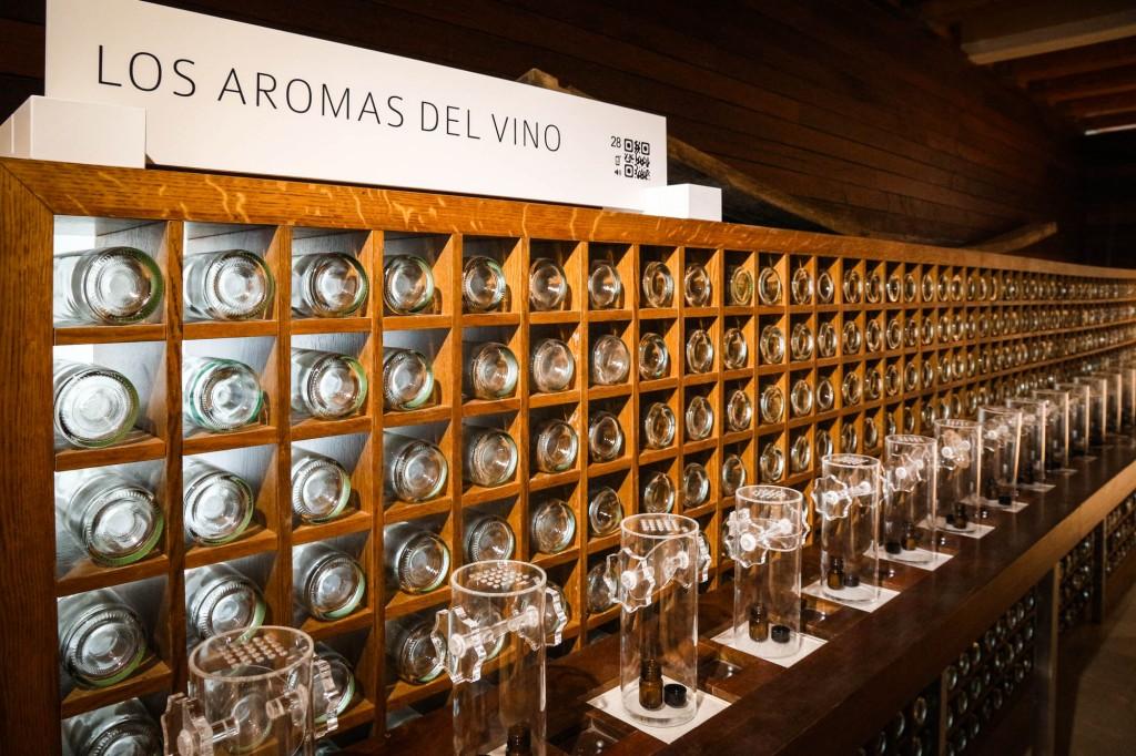 Museo Provincial del Vino - Aromas