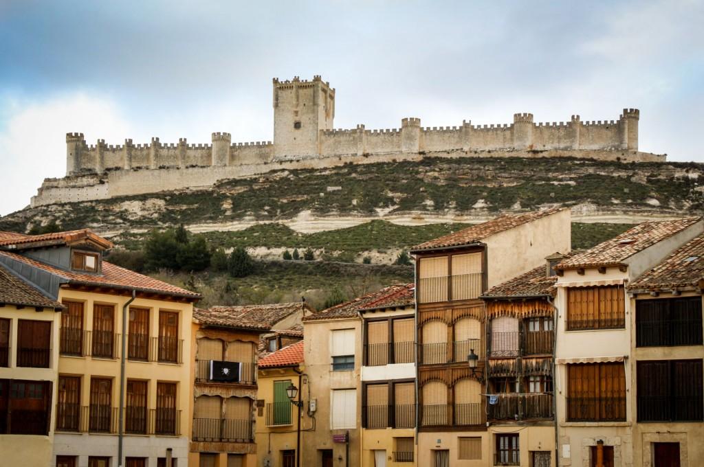 Museo Provincial del Vino - Castillo Peñafiel