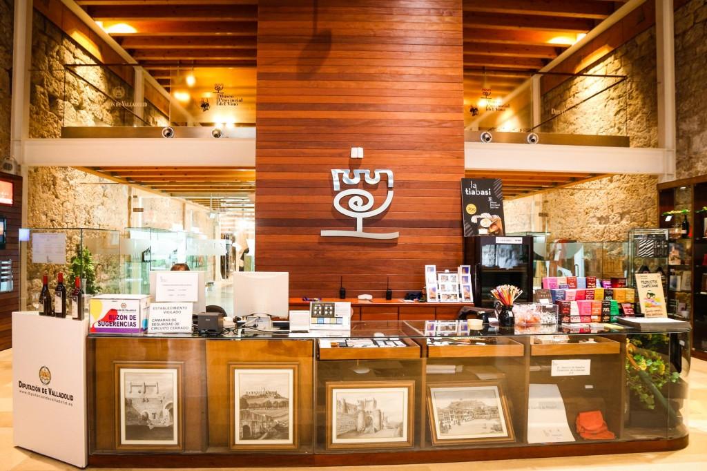 Museo Provincial del Vino - Entrada