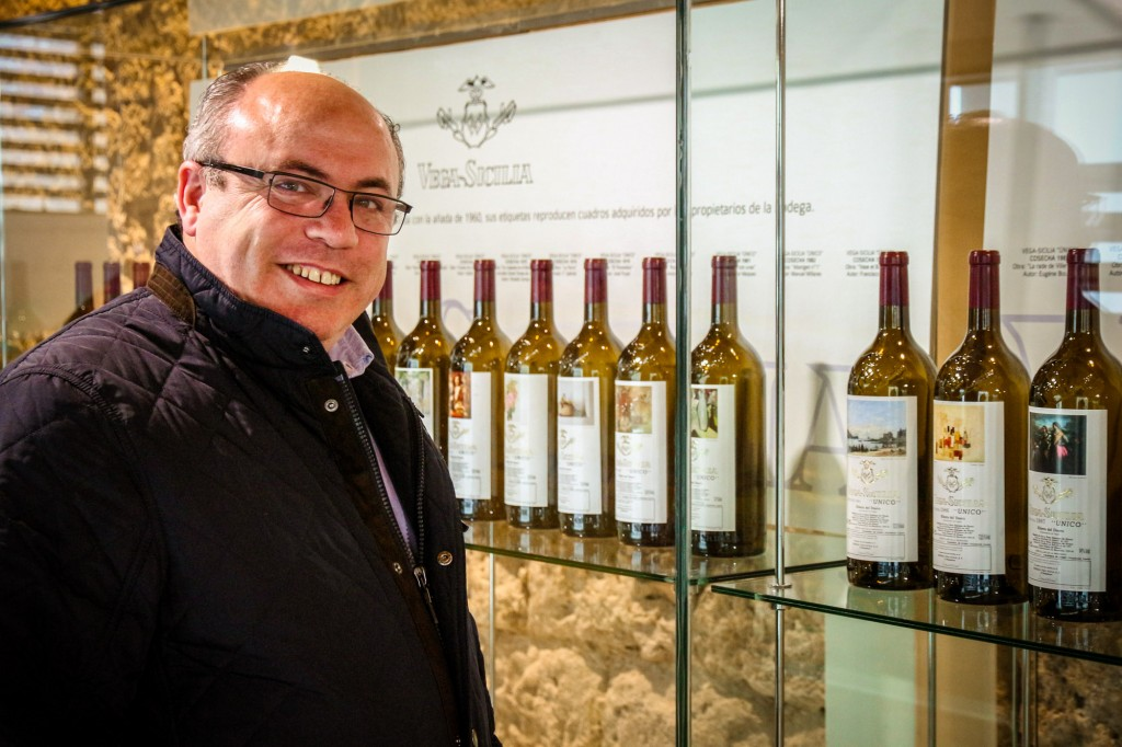 Museo Provincial del Vino - Miguel Angel Benito