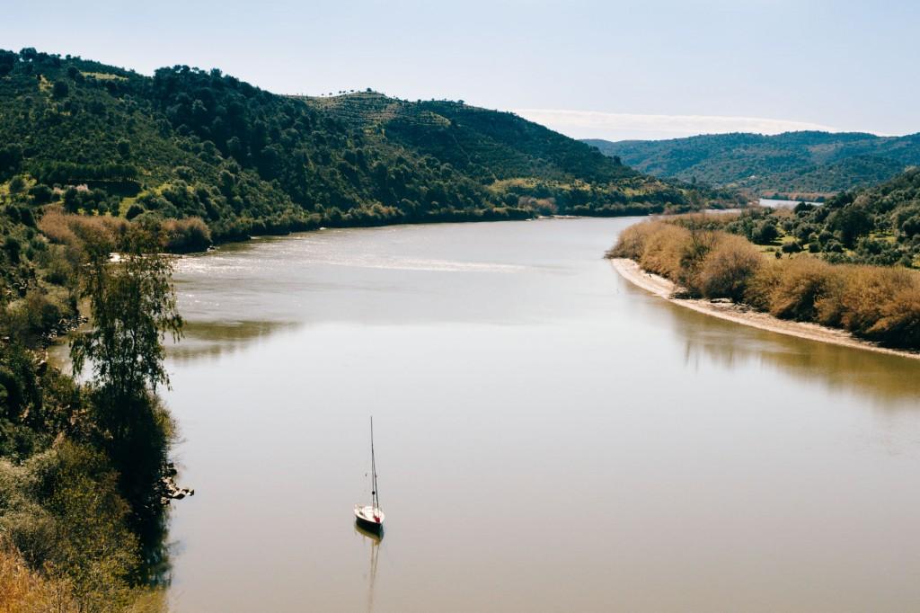 9 cosas para ver en Huelva que no sabías - Rio Guadiana