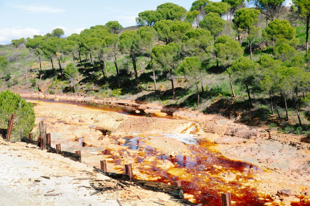 9 cosas para ver en Huelva que no sabías - Rio Tinto