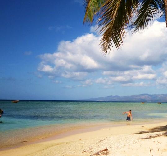 Cuba playa Caribe