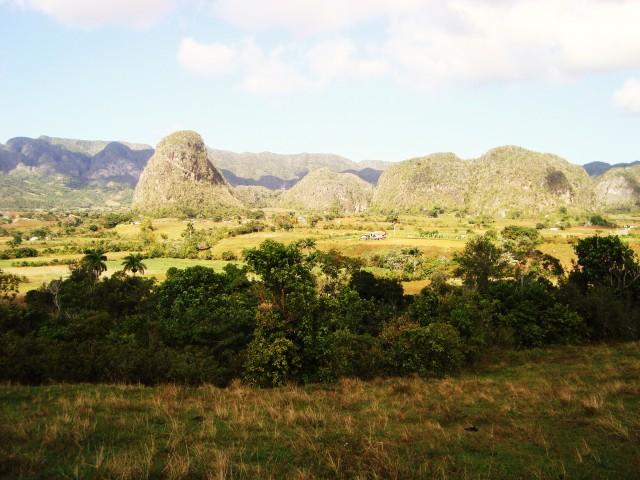 Cuba valle Viñales