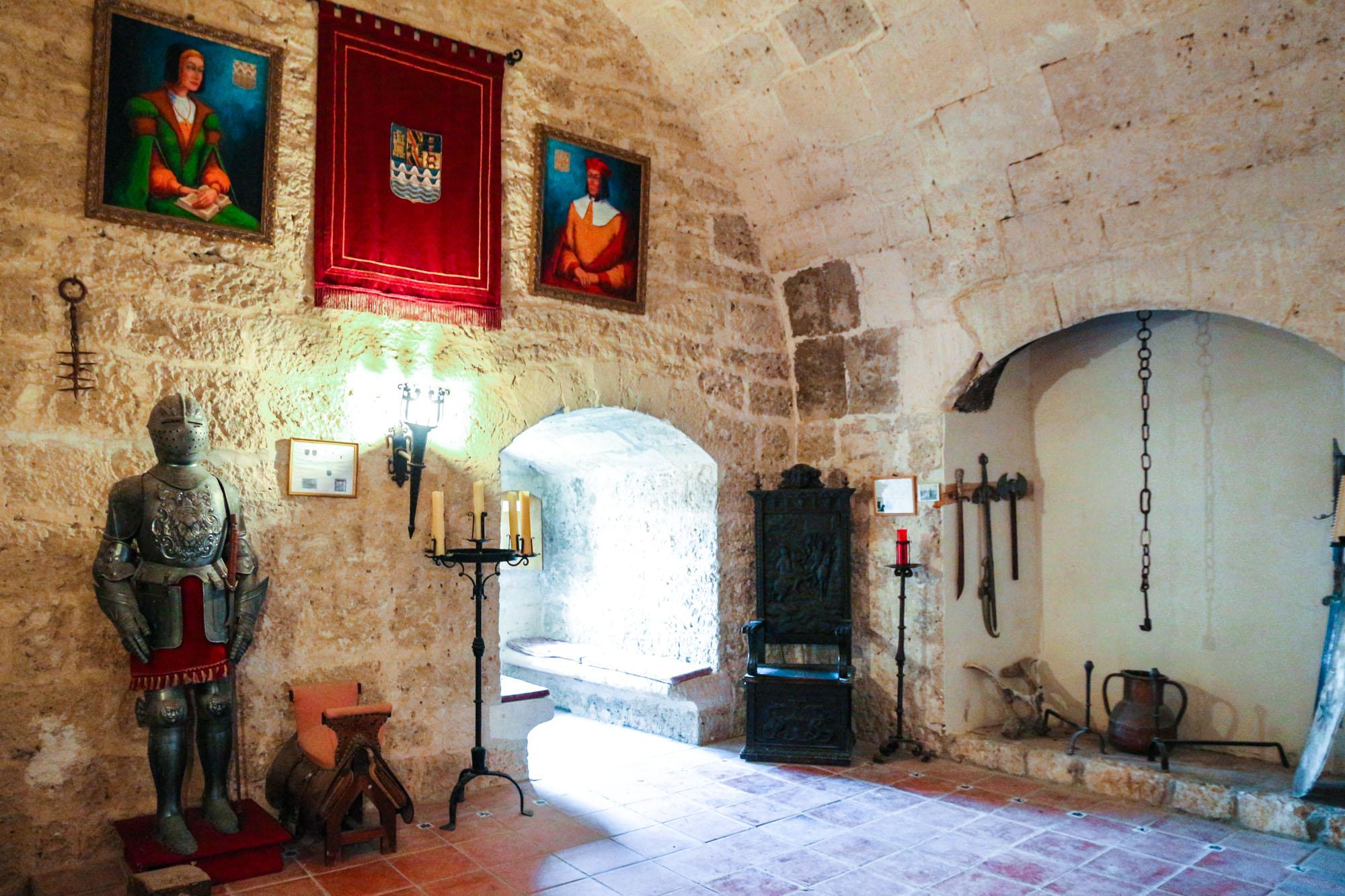 Los mejores castillos de valladolid 3viajes for Fotos de interiores