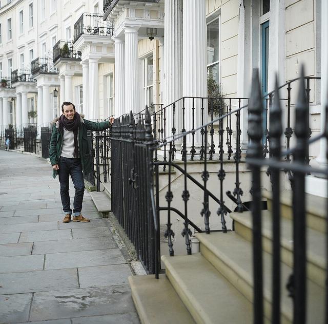 Ari en Londres