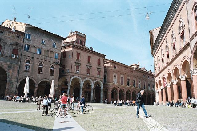 Piazza Santo Stefano, Bolonia