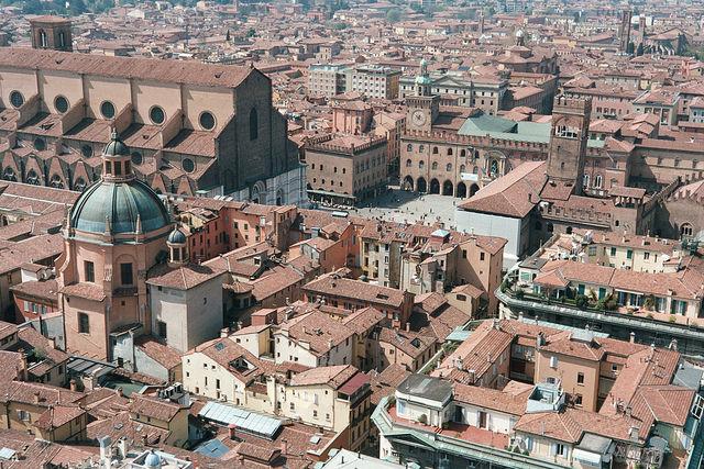 Ruta en coche por Bolonia, Verona y Lago di Garda