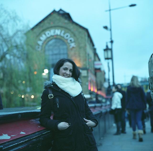 Paqui en Londres