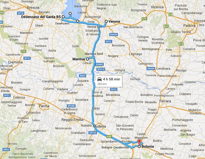 ruta-bolonia_verona_lago-di-garda