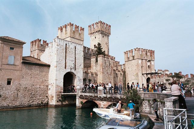 Castillo medieval de Sirmione