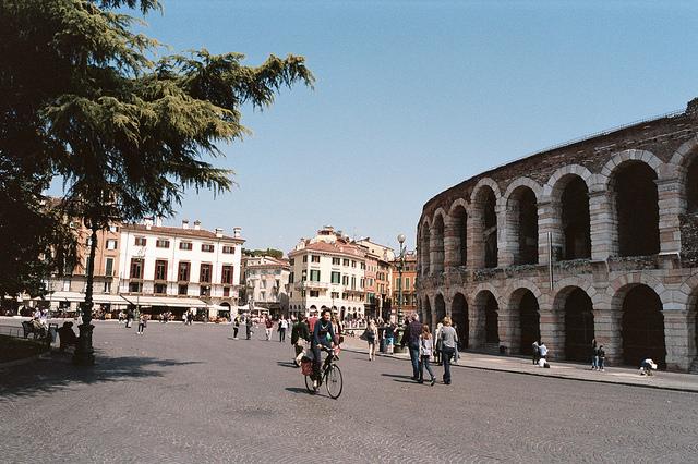Verona y su anfiteatro romano